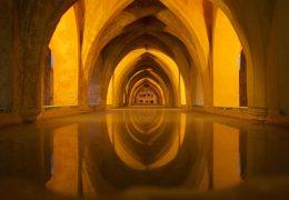Visita el Alcázar de Sevilla por dentro.