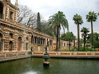 Visita guiada al Alcázar de Sevilla con entradas incluidas