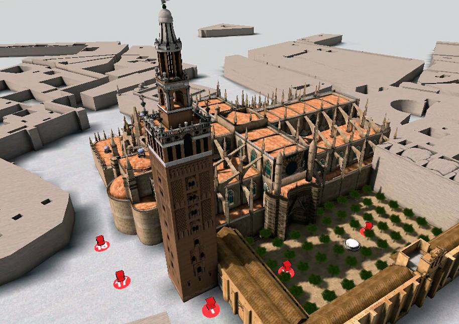 Visita Catedral en 3D