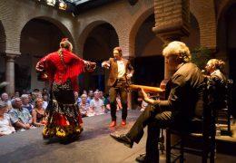 Museo del baile flamenco de Cristina Hoyos, en Sevilla