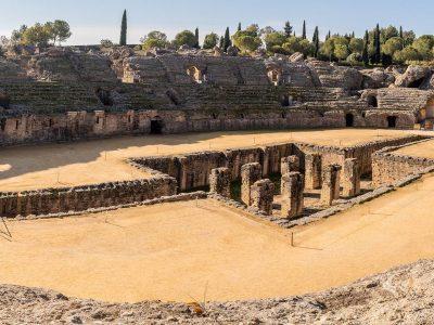 Itálica: Ciudad de Emperadores