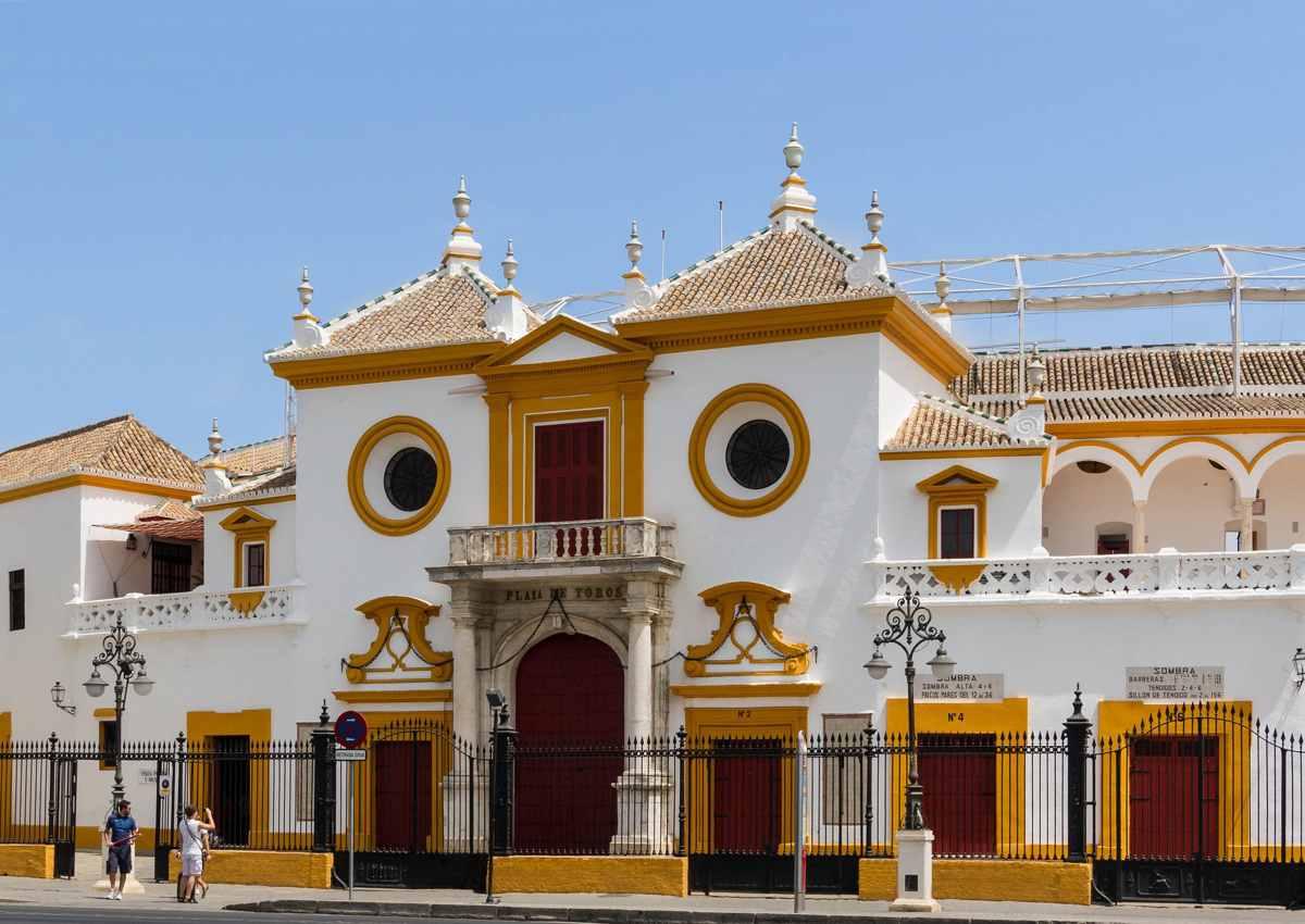 Visita Plaza de toros de la Maestranza
