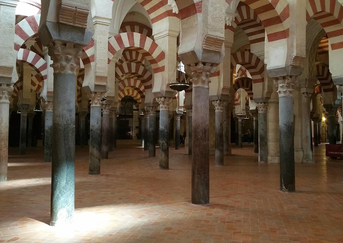 Córdoba + Mezquita + Sinagoga + Barrio judío