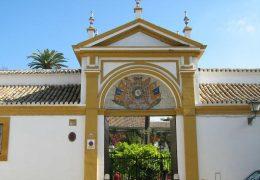 Palacio de Dueñas, donde vivía la Duquesa de Alba en Sevilla