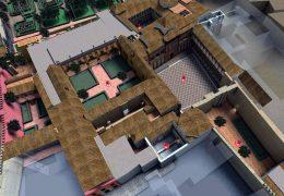 Visita Alcázar de Sevilla en 3D